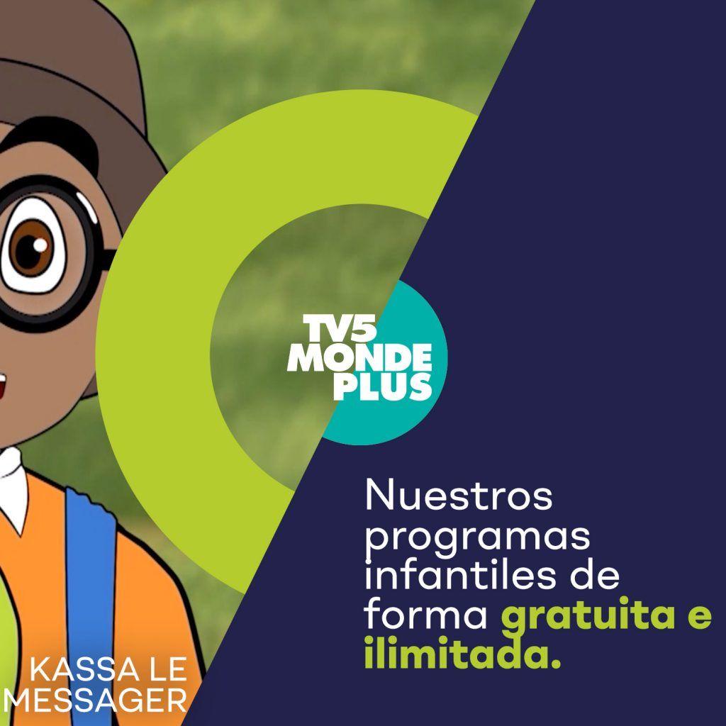 TV5MONDEplus aprender frances