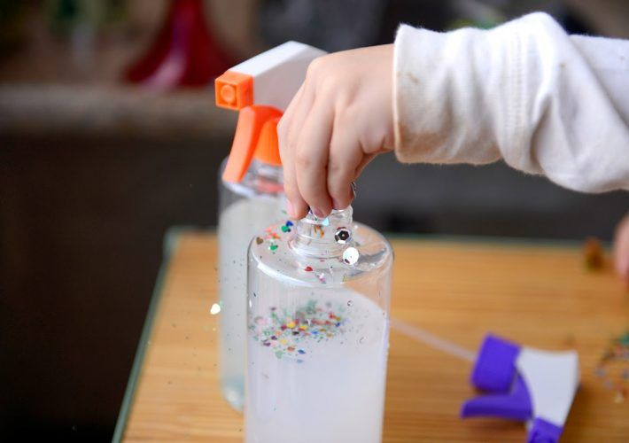 spray antimonstruos